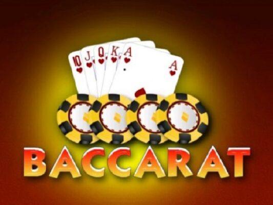 Baccarat là một trò chơi trên bàn rất phổ biến trong các sòng bạc